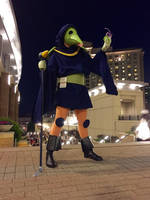 Plague Knight Cosplay - Connecticon 2015