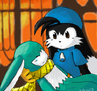 Aftermath -SPOILER KLONOA2 End by n3ko