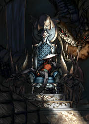 Every King Needs a Throne by samscave