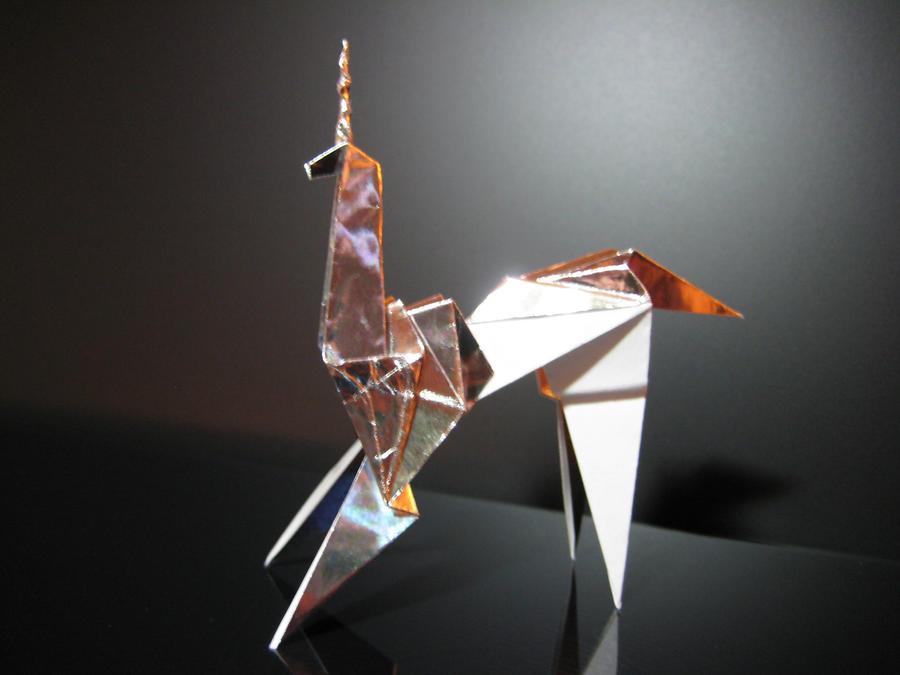 How To Origami Unicorn Blade Runner