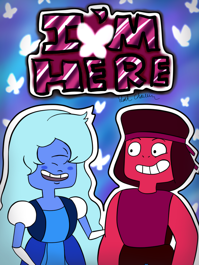 Sapphire and Ruby: I'm Here by SketchPaper