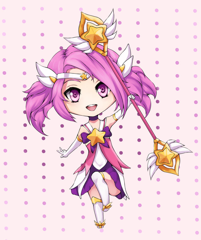 Lux Chibi by Huksly