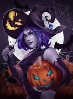 Spooktober Raven