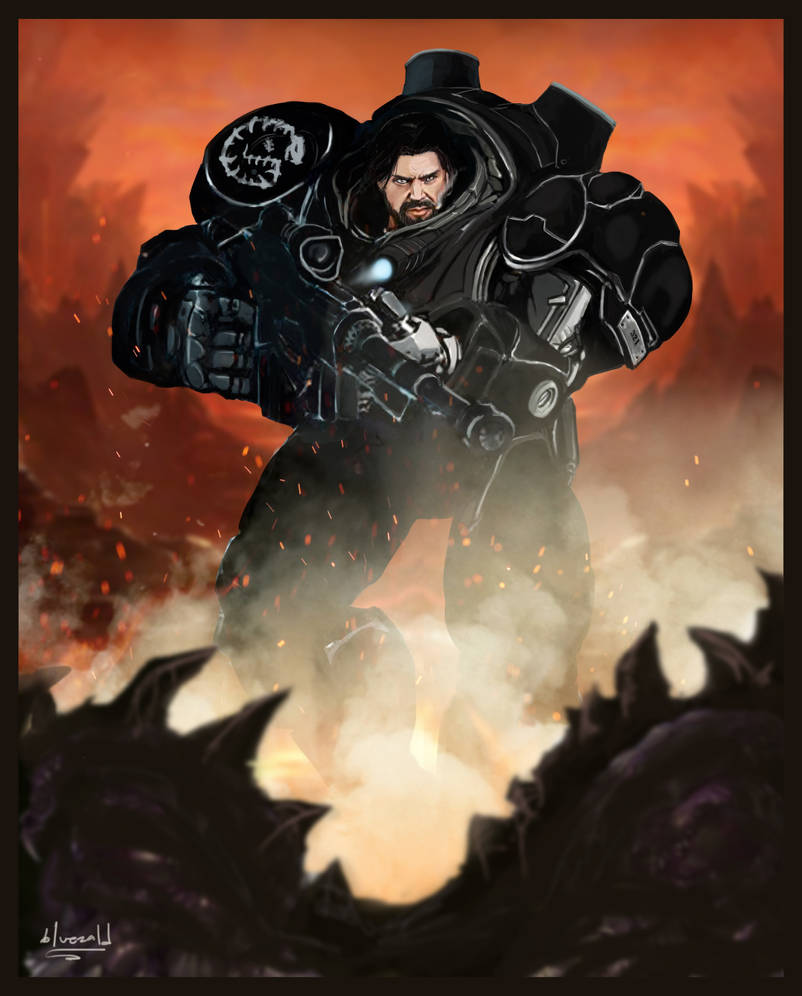 Jim Raynor: On the Roll