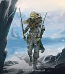 Wyntarvox's Elven Warrior
