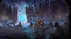 Xylense: Hero of Suramar