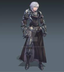 LizardDagger's Final Fantasy Character