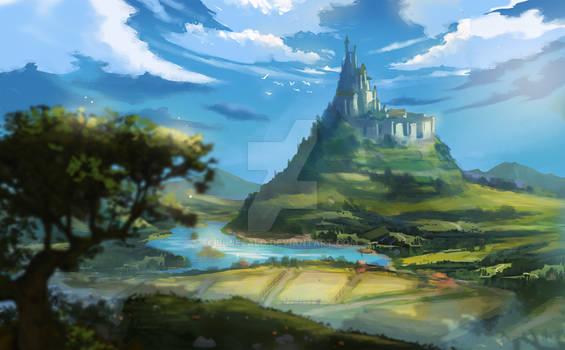 Octavia Kingdom Overlooking