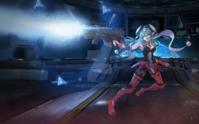 Miral's Phantasy Star Character