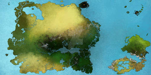 World Map: Medyga (Summer)