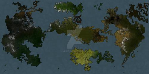 World Map: Nomuen (Autumn)