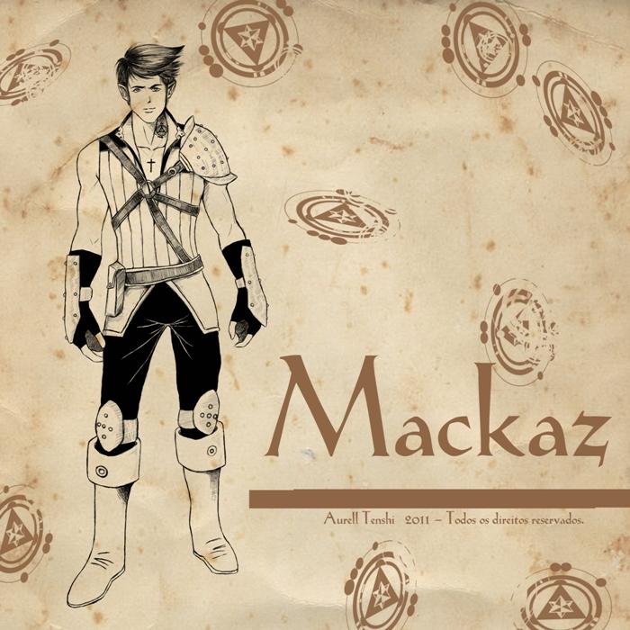 MACKAZ by Aurell