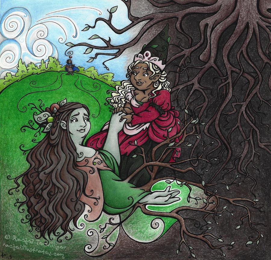 Eurydice in Hades