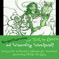 Showing at Wizarding Weekend!!