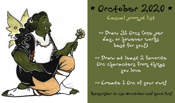 Orctober 2020 the first