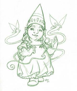 Sunday Gnomedays 1-10-21