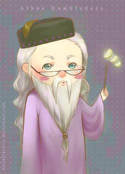 Chibi Albus Dumbledore