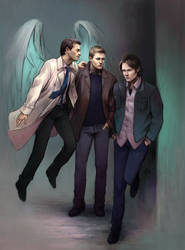Supernatural - Trinity