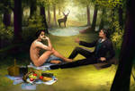 The Luncheon on the Grass (Hannibal)