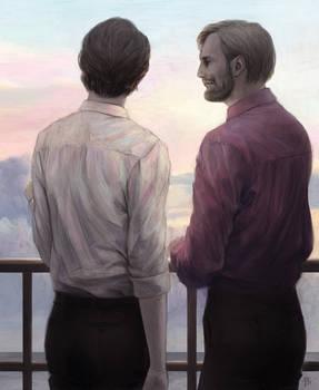 Some Velvet Morning (Hannibal)