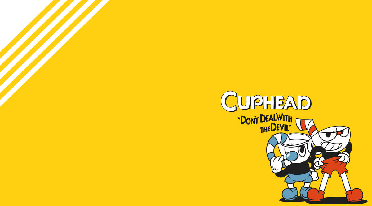 Cuphead Wallpaper By Mararia0w0 On Deviantart