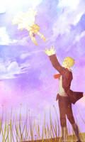 Falling Star by godangdang