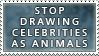 Celebrities as Animals by alaska-is-a-husky