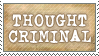 Thought Criminal by alaska-is-a-husky