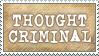 Thought Criminal by alaska-is-a-husky