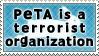 PeTA are Terrorists