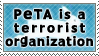 PeTA are Terrorists by alaska-is-a-husky