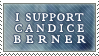 I Support Candice Berner by alaska-is-a-husky