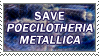Save Poecilotheria metallica by alaska-is-a-husky
