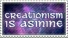Creationism is Asinine by alaska-is-a-husky