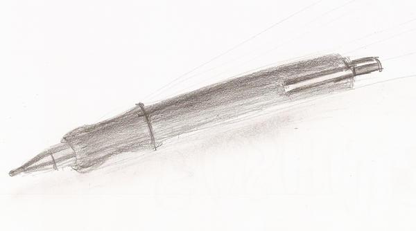 Mec. Pencil by psicoscar
