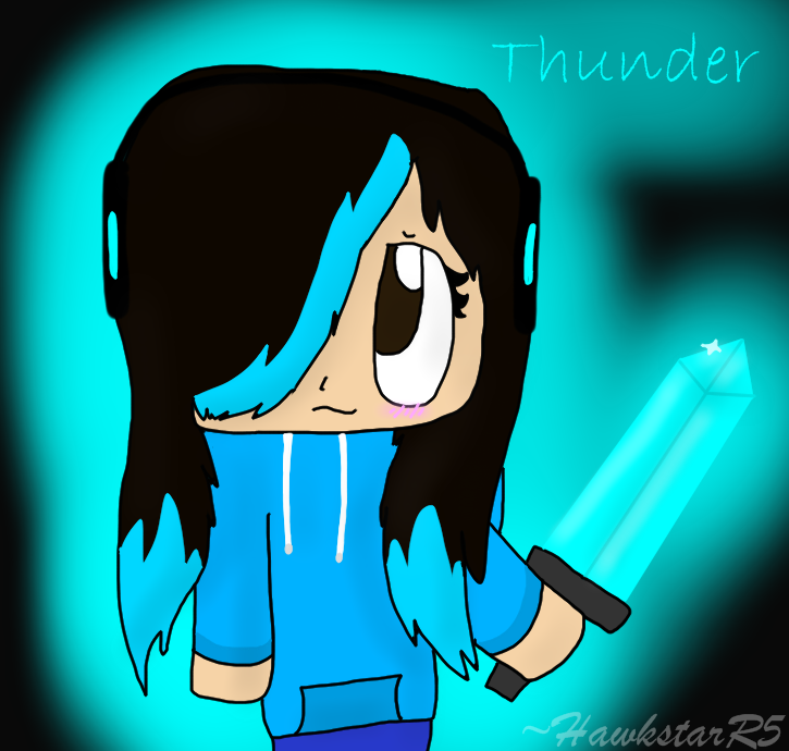 Thunder by HawkstarR5