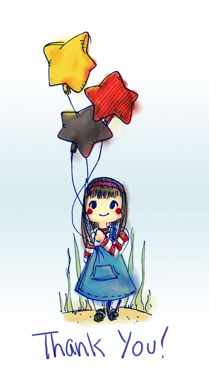 Birthday Wish by lumisse