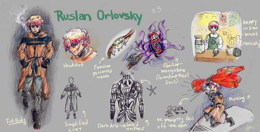 LCDC: Ruslan by lumisse