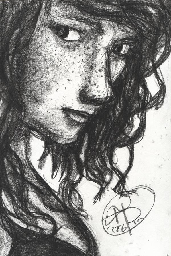 girl portrait 12_26_10 by bengjie