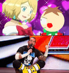 CM Punk doesn't like Steamyshipping by Blue90