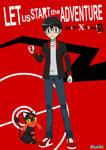 Persona 5 X Pokemon - Let Us Start the Adventure