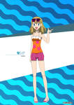 PKMN V (V5.0) - Serena (Alola Ver.)