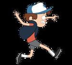 Dipper Running