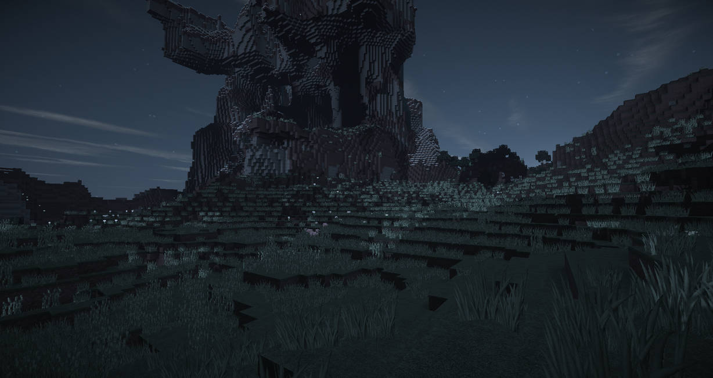 beautiful minecraft landscape  by Zachkaioken on DeviantArt