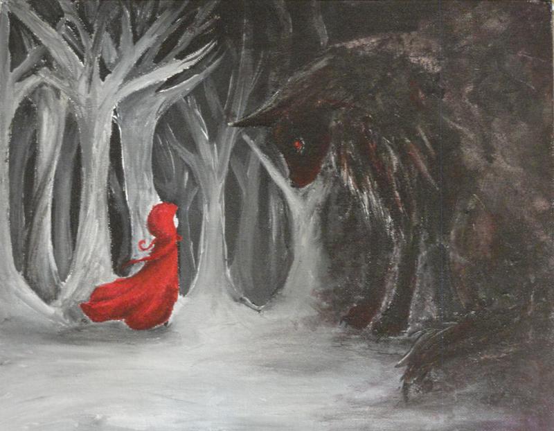 Lost in the Woods by Dark-Heart-Key