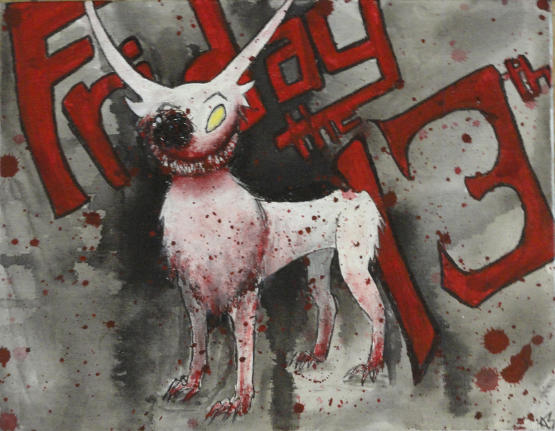 Friday the 13th by Dark-Heart-Key