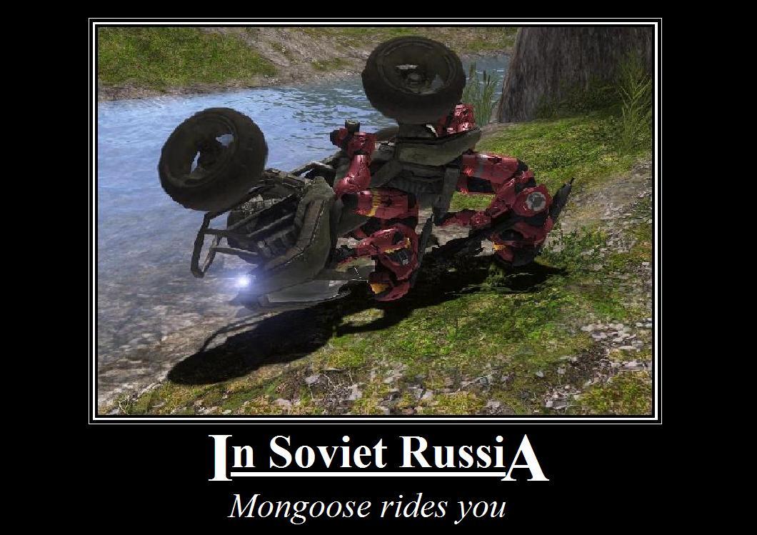In Soviet Russia by lepricaun