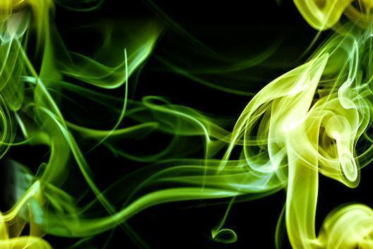 Green Smoke Seamless Tile