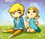 AT: Dandelions