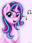 Singing Glimmer